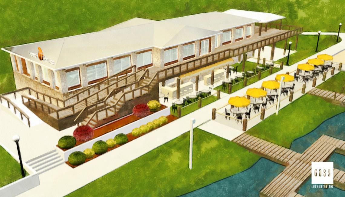 Client beach house restaurant decatur il