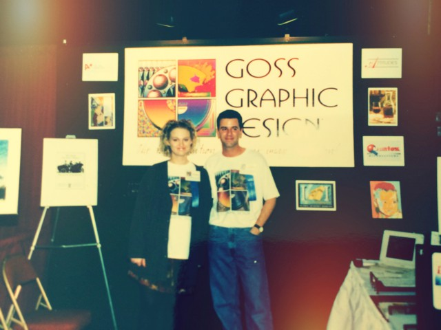 Shani & Tronnie - Small Business Expo 1995